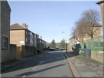 SE1537 : Alma Street - Leeds Road, Windhill by Betty Longbottom