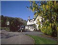 NY3403 : Skelwith Bridge Hotel by Tom Richardson