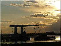 TG5108 : Breydon Bridge by Andy Jamieson