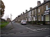 SE0824 : Conway Street - Hopwood Lane by Betty Longbottom