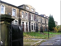SE0824 : Park Terrace - Hopwood Lane by Betty Longbottom