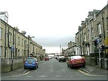 SE0824 : St Mary's Street - Hopwood Lane by Betty Longbottom