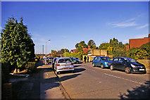 TQ3097 : Hadley Road, Enfield by Christine Matthews