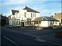 TQ7369 : Cecil Arms Public House, Strood by David Anstiss