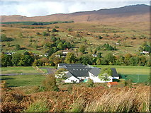 NM8162 : Ardnamurchan High School by Richard Laybourne