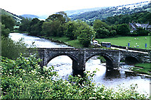 SJ1143 : Carrog Bridge by Gordon Cragg