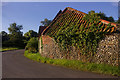 TG0239 : The Old Barn, Saxlingham by Ian Capper