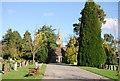 TQ5937 : Tunbridge Wells Cemetery by N Chadwick