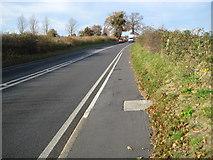 SU7165 : B3349 at Sheepbridge by Nigel Cox
