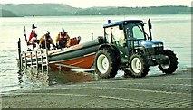 J5950 : Portaferry lifeboat by Albert Bridge