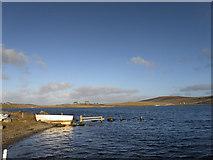 HU4143 : Loch of Tingwall by Stuart Wilding
