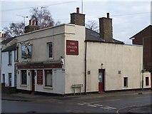 TQ7668 : The Falcon Pub, Gillingham by David Anstiss