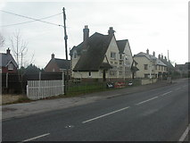 ST9102 : Drax Arms, Spetisbury by Mike Faherty