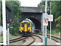 SD5805 : Wigan Wallgate station by Thomas Nugent