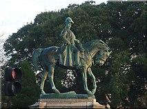 SX9193 : General Sir Redvers Henry Buller by Derek Harper