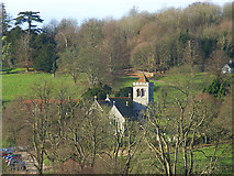 SU8695 : St Michael and All Angels', Hughenden by Andrew Smith
