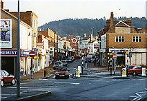 SJ6910 : Market St, Oakengates by Gordon Cragg