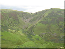 NT0612 : The Devil's Beef Tub taken from A701 layby by Ian Porter
