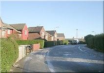 SE2534 : Wyther Park Mount - Stanningley Road by Betty Longbottom