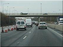 O1341 : R122 Bridge Over M50 Motorway by Ian Paterson