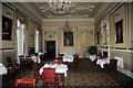 TL8194 : Lynford Hall Hotel restaurant by Bob Jones