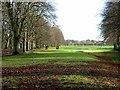 NY9265 : Tynedale Golf Club by Oliver Dixon