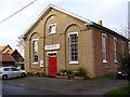 TM2263 : Earl Soham Baptist Church by Adrian Cable