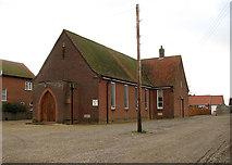 TG2834 : Trunch Methodist Church by Evelyn Simak