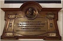 NS6064 : Sir William Arrol memorial by Thomas Nugent