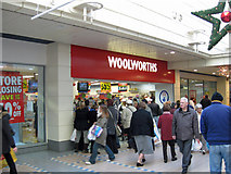 TA2609 : Woolworths, Grimsby by David Wright
