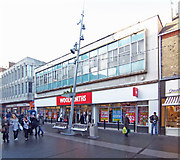 TA2609 : Woolworths, Victoria Street West, Grimsby by David Wright