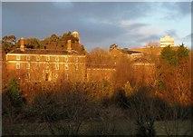 SX9193 : Hatherly Laboratories, University of Exeter by Derek Harper