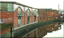 J3573 : Potter's Quay, Belfast by Albert Bridge