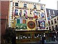 O1534 : Oliver St John Gogarty, Fleet Street, Dublin by Chris Whippet