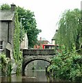 SD9851 : Mill Bridge by Gerald England