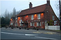 TL6601 : The Red Lion, Margaretting by Trevor Harris