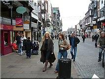 SJ4066 : Bridge Street, Chester by Gerald England