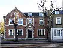 TQ3296 : Church School of Industry building, Silver Street, Enfield by Christine Matthews
