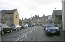 SE1431 : Ward Street - Great Horton Road by Betty Longbottom
