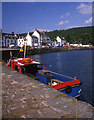 NN0908 : Inveraray from the pier by Tom Richardson