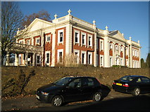 TQ1169 : Sunbury Court Conference Centre by Nigel Cox