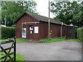 SP9306 : Cholesbury Telephone Exchange by David Hillas