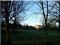 NS6656 : Crossbasket House, near East Kilbride by Elliott Simpson