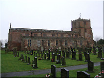 NY3767 : St Michael & All Angels Church, Arthuret by Bill Henderson