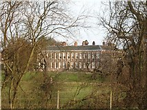 SE3953 : Ribston Hall, south west front by Gordon Hatton