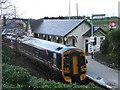 NG7932 : Plockton Railway Station by PETER PLUCKNETT