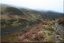 NR7415 : Balnabraid Glen heading west by Johnny Durnan