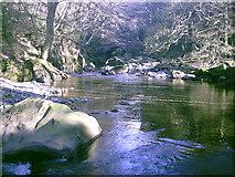 NY1700 : River Esk by Paul Bridge