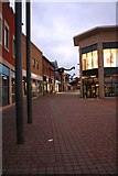 SU5290 : Pedestrian precinct by Bill Nicholls