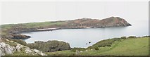 SH4094 : A panorama of Porth Wen by Eric Jones